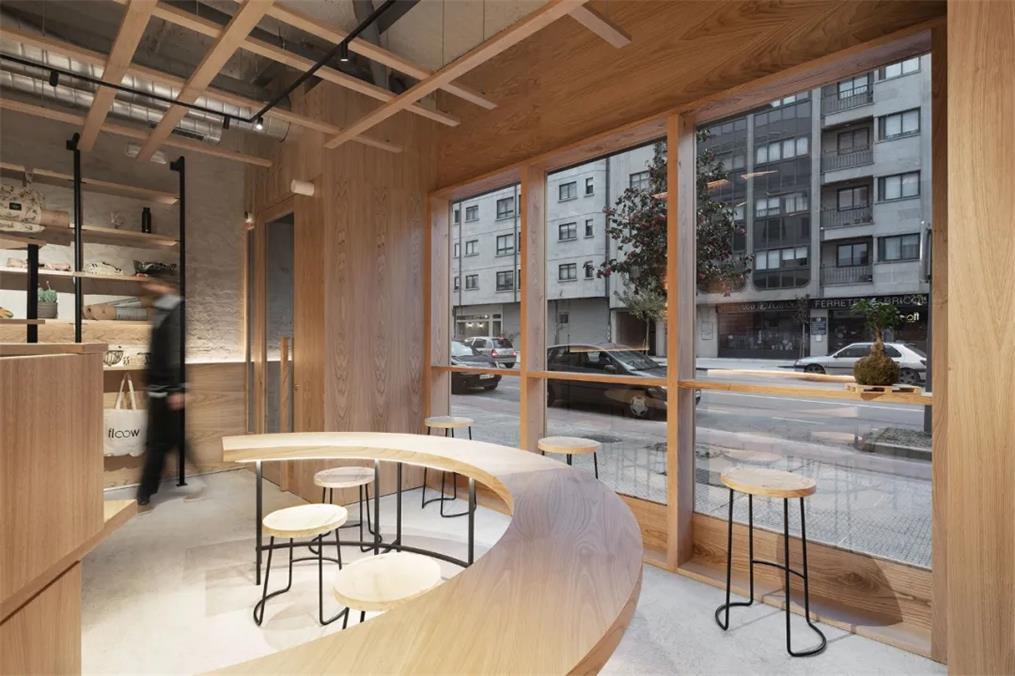 瑜伽工作室茶室客座区设计