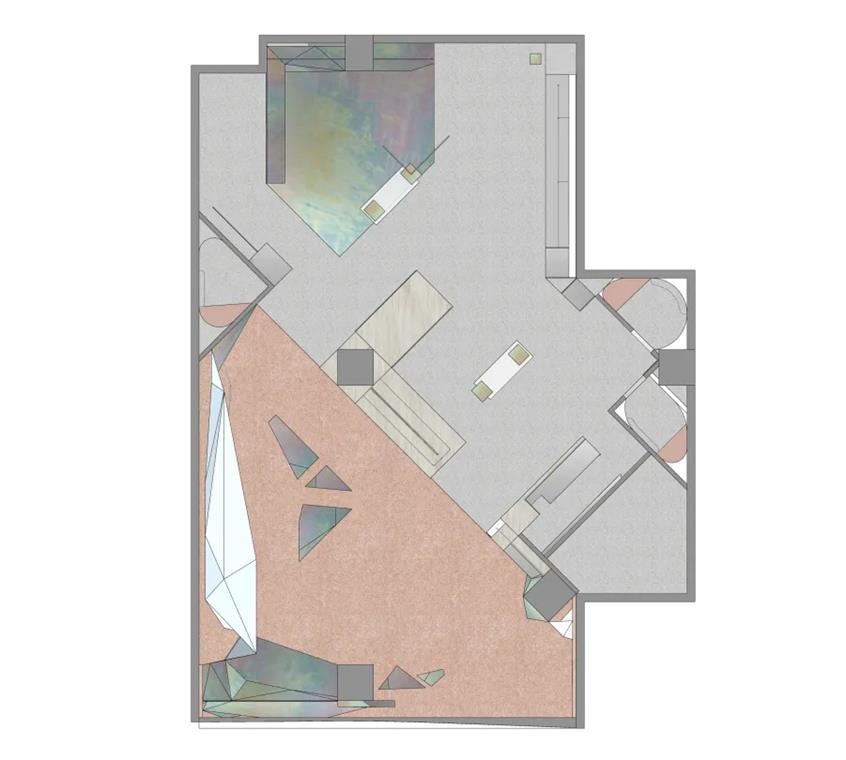 买手店平面方案设计