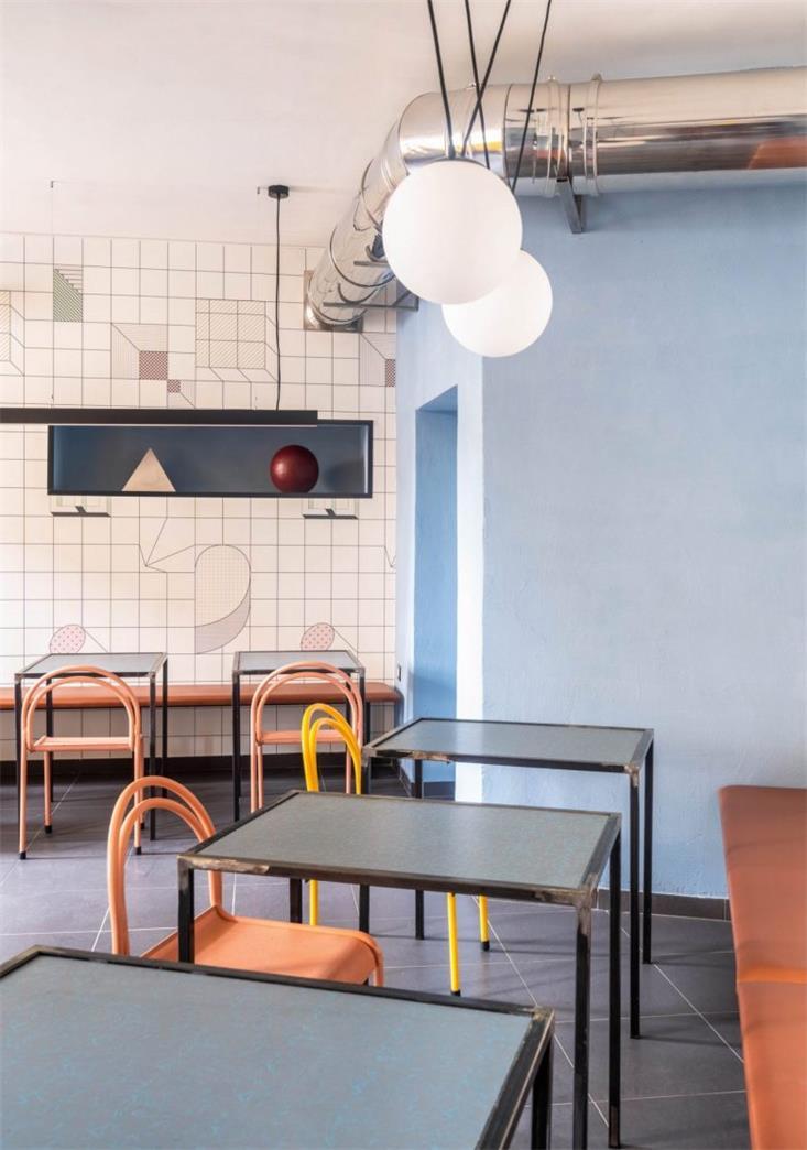 餐吧地下用餐空间设计概览