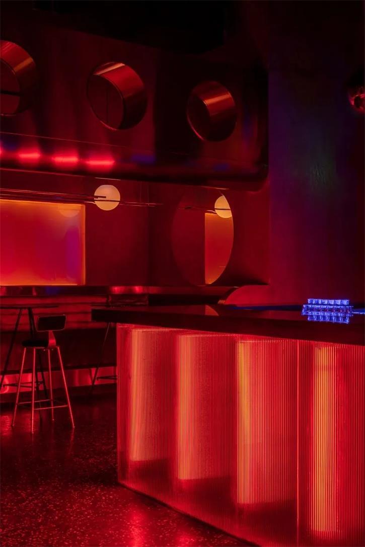 酒吧吧台设计
