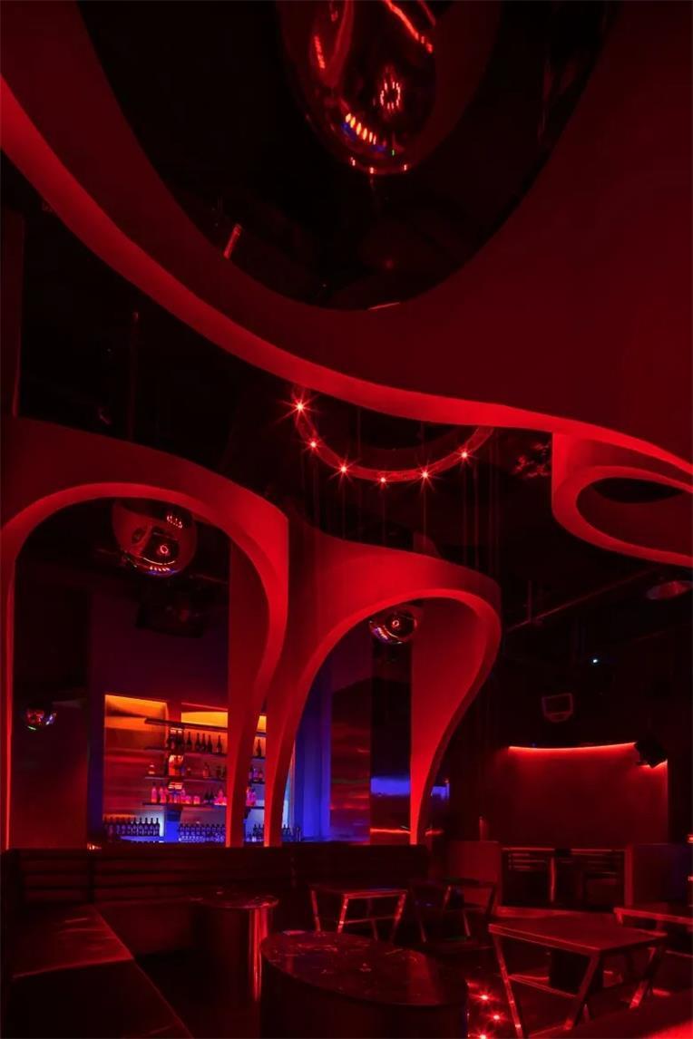 酒吧客座区设计