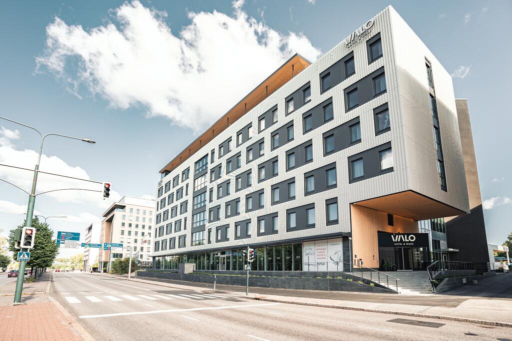 酒店建筑外立面设计