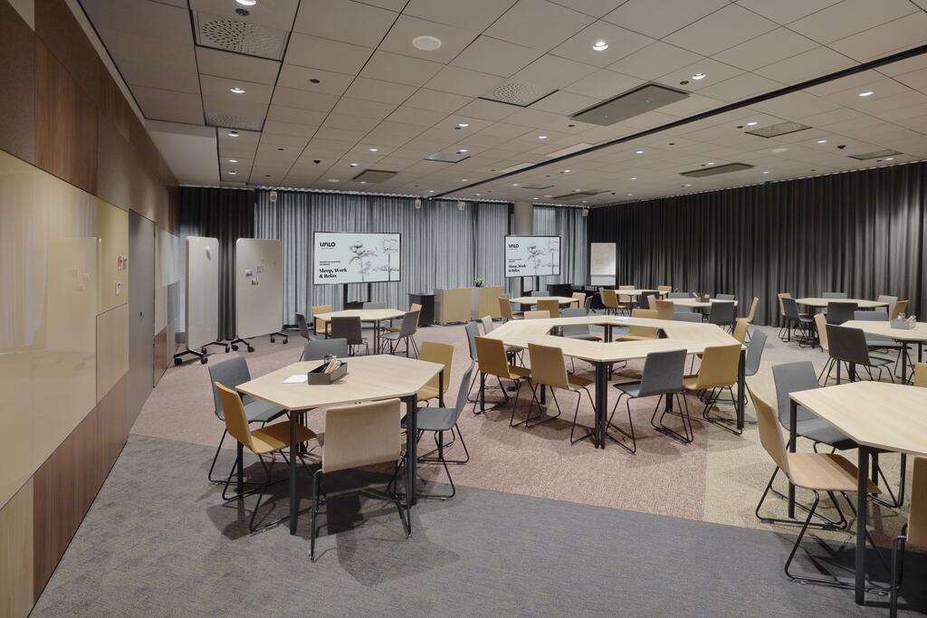 酒店联合办公空间设计