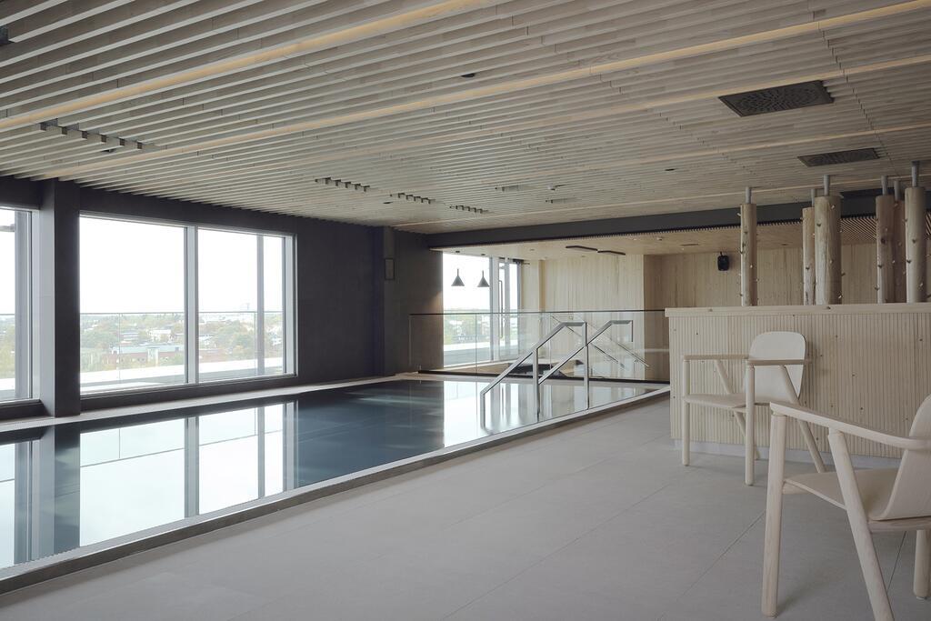 酒店室内泳池设计