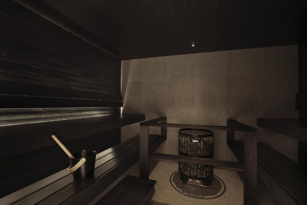酒店桑拿房内部设计