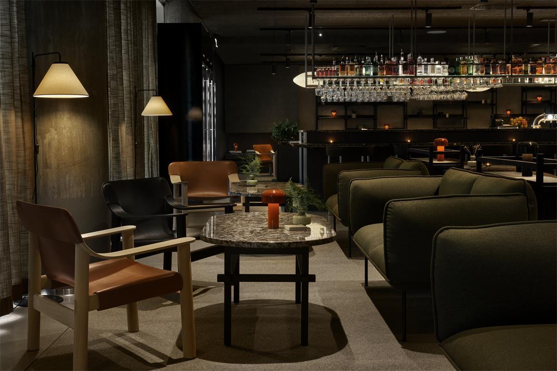 酒店酒吧设计概览