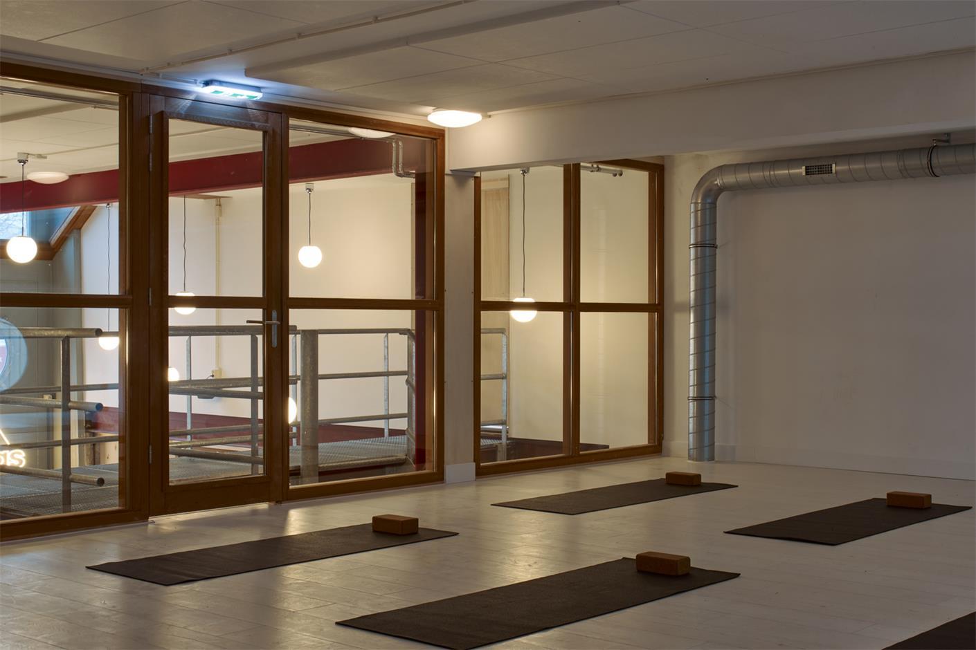 健身房瑜伽室设计