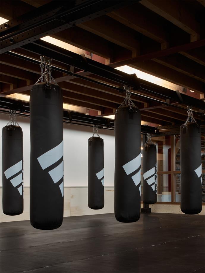 健身房拳击室设计