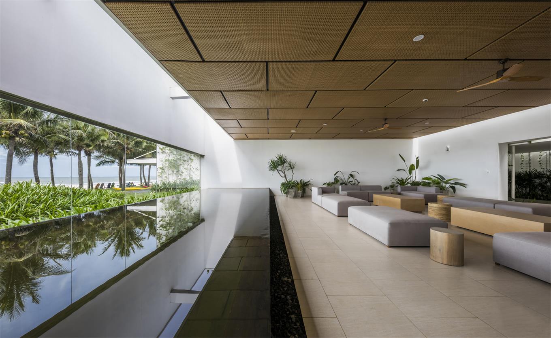 售楼处景观盒与室内休闲区的互动设计