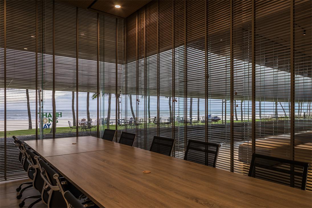 售楼处会议室设计