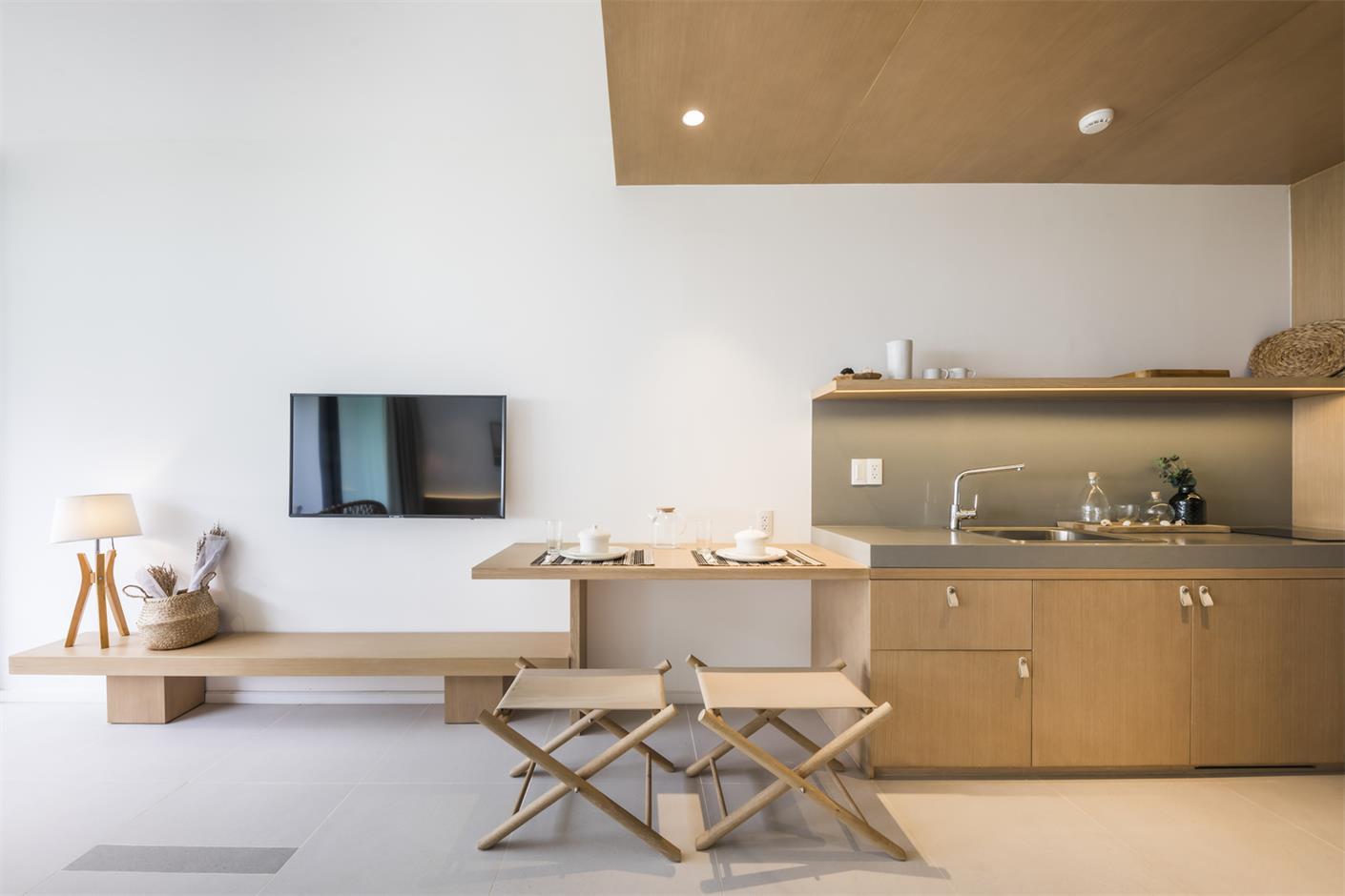 售楼处样板间电视墙设计