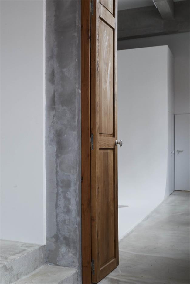 摄影工作室门扇设计