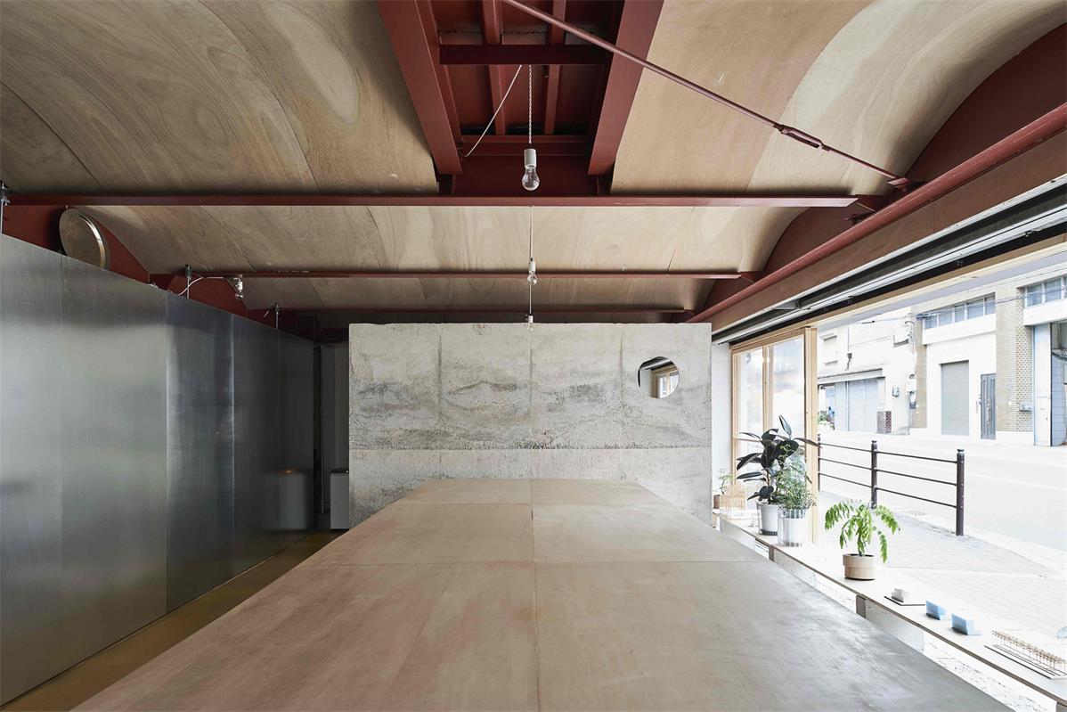 小型办公室多人办公桌设计