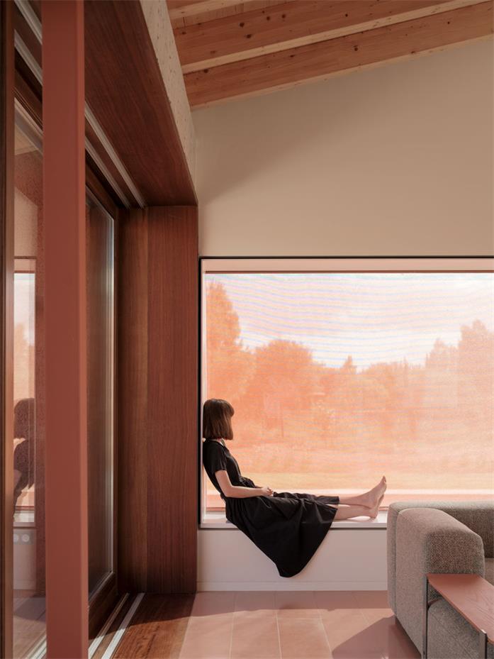 一层别墅飘窗设计