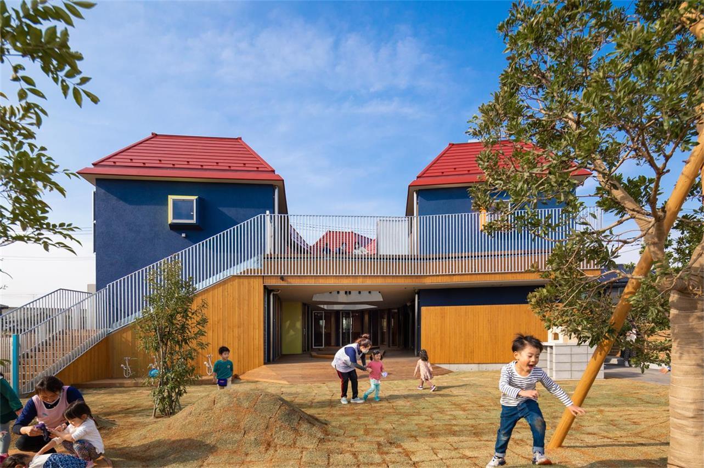 幼儿园庭院设计