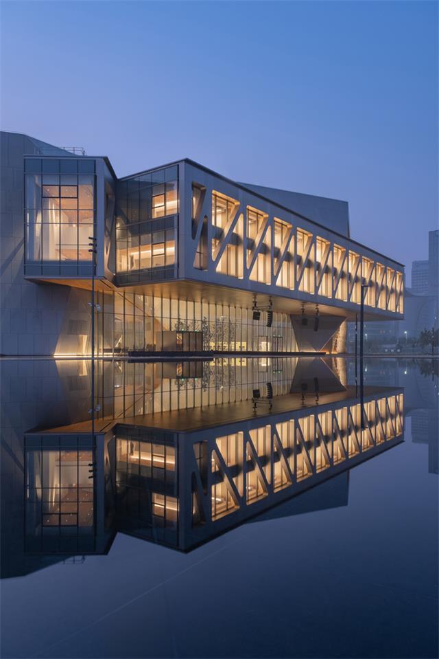 音乐学院设计