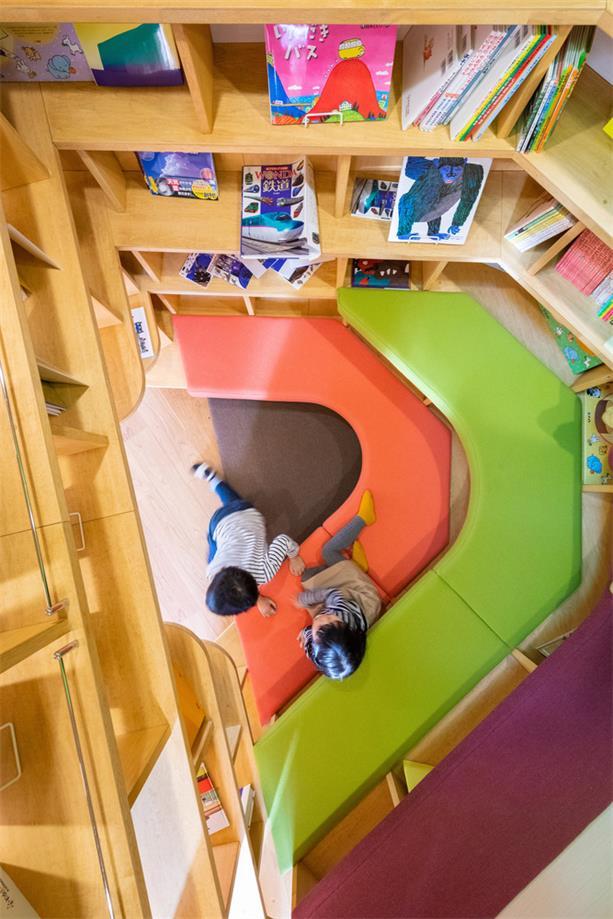幼儿园阅读角设计