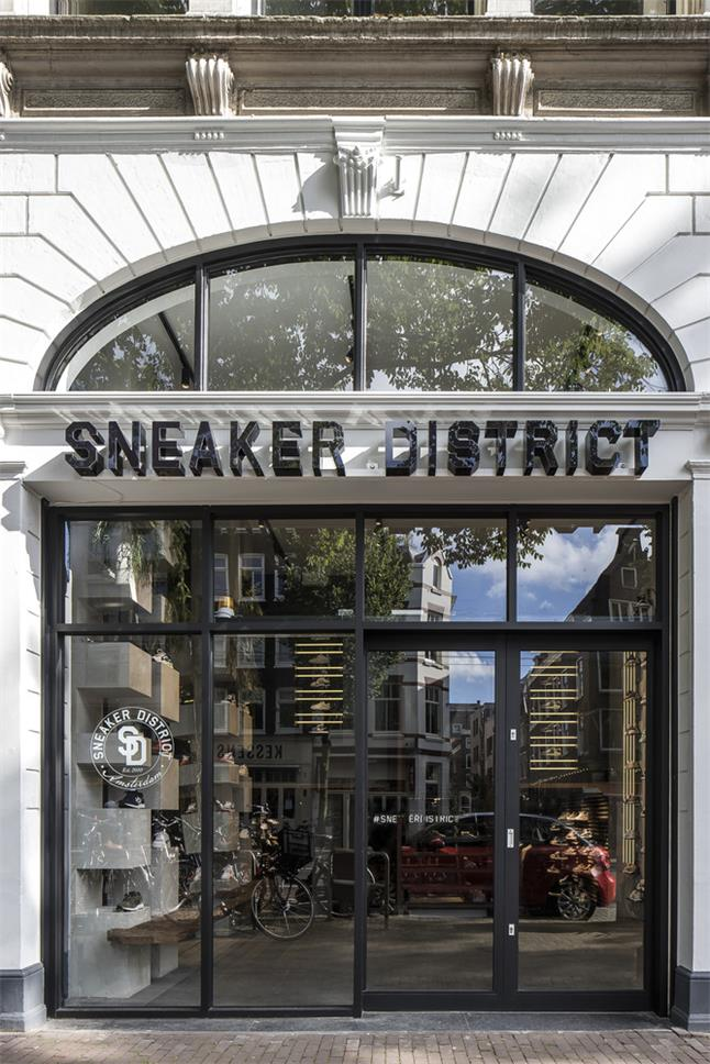 新零售鞋店设计