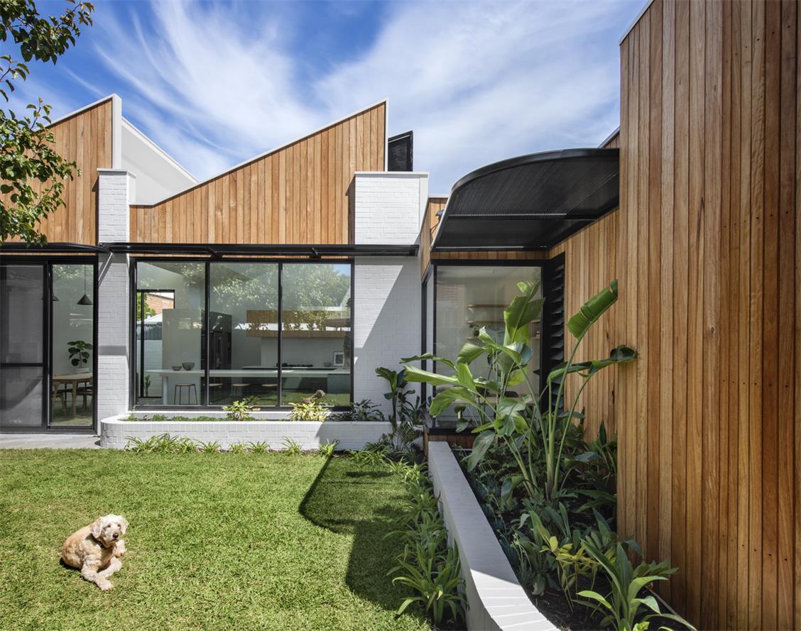 一层别墅庭院设计