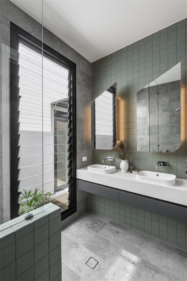 一层别墅卫生间设计