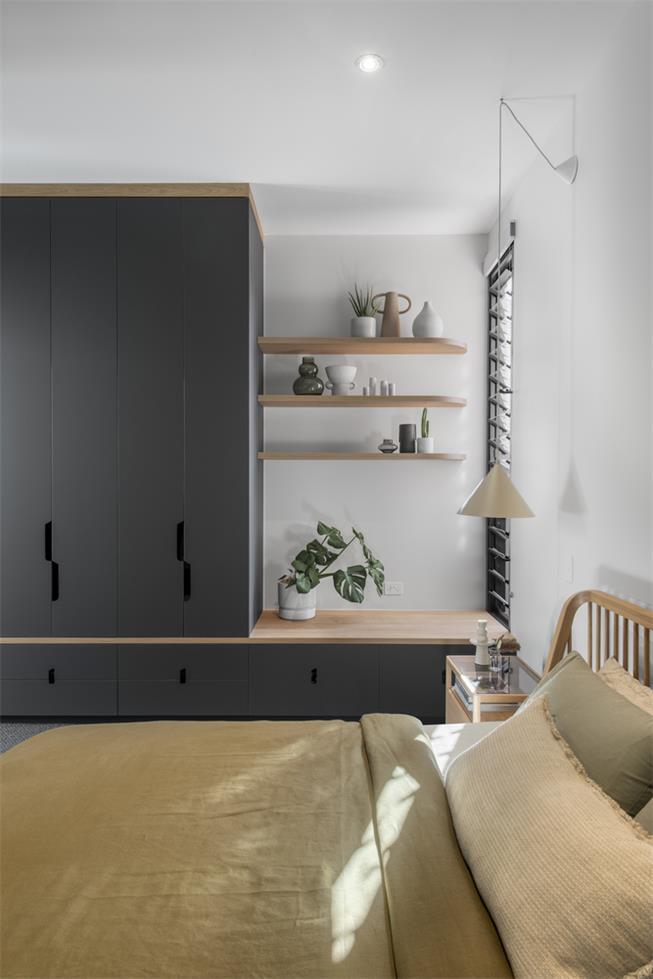 一层别墅卧室设计