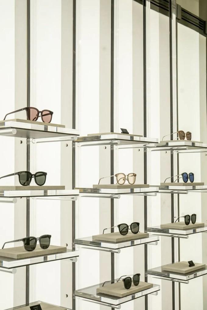 眼镜店设计