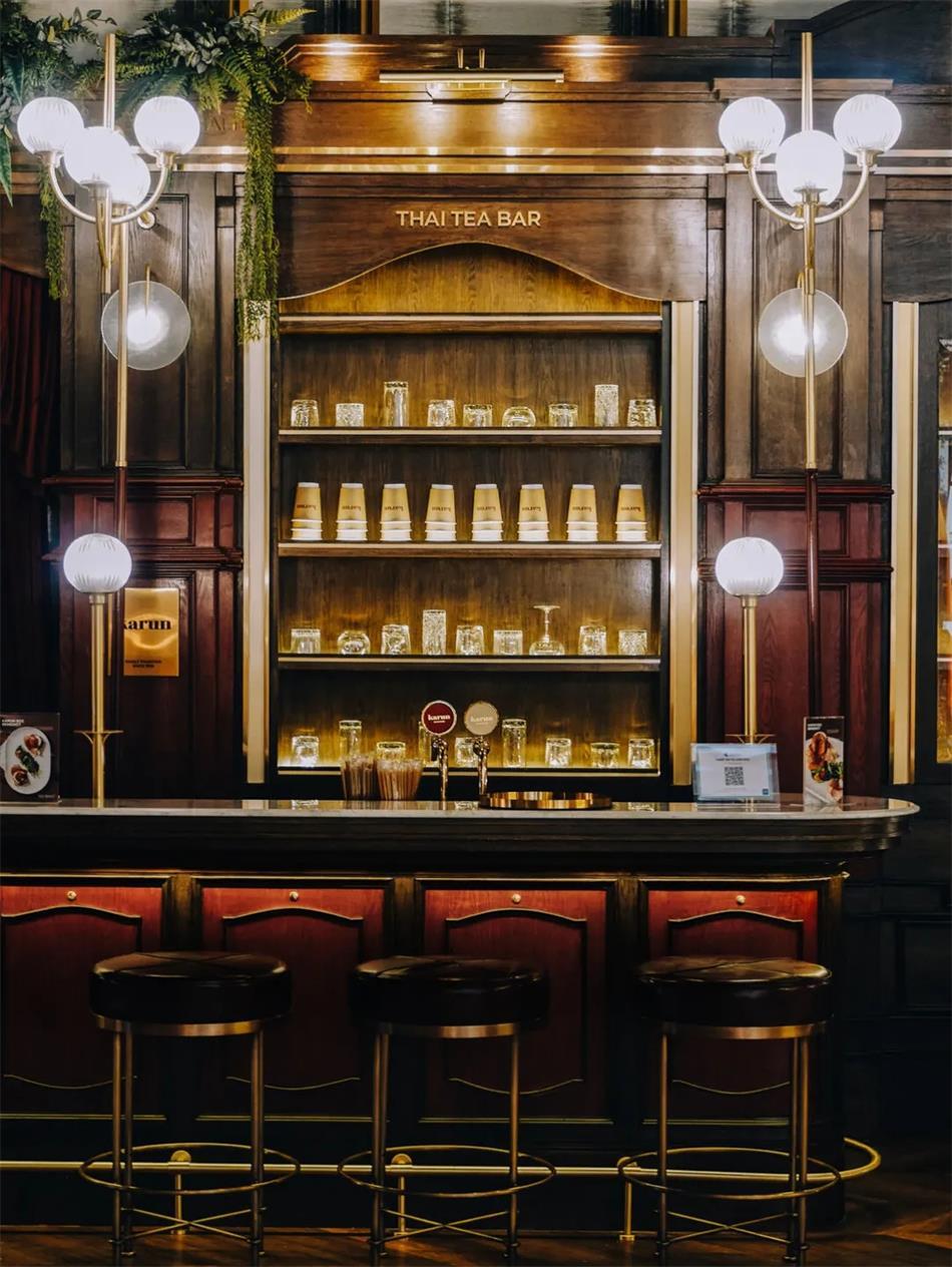 茶饮店设计