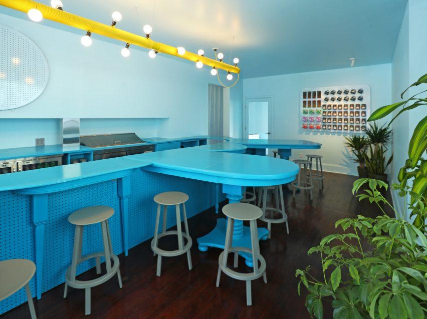 咖啡厅设计概览