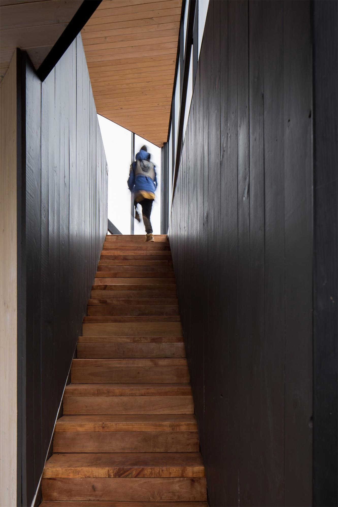 度假屋楼梯设计