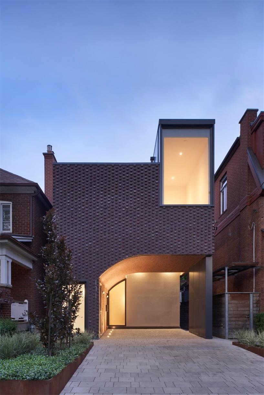 红砖住宅设计
