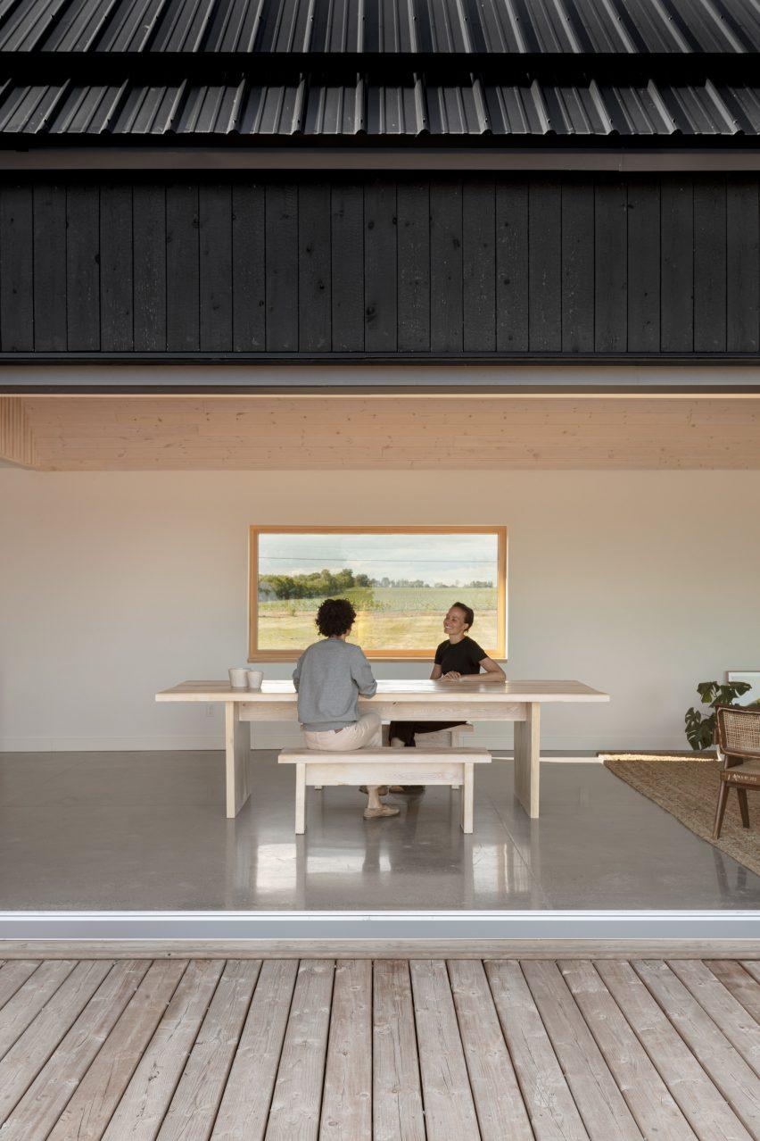谷仓住宅设计