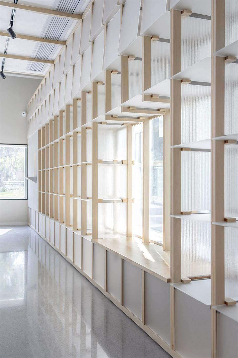 书店+咖啡+沙龙空间设计
