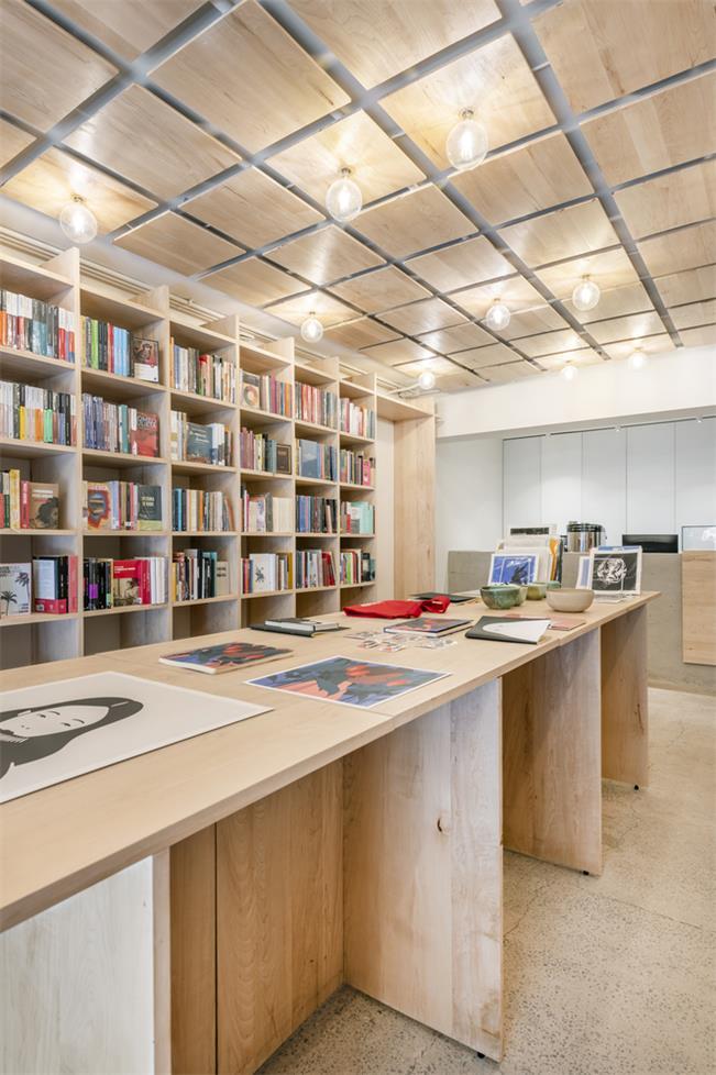 小型书店设计