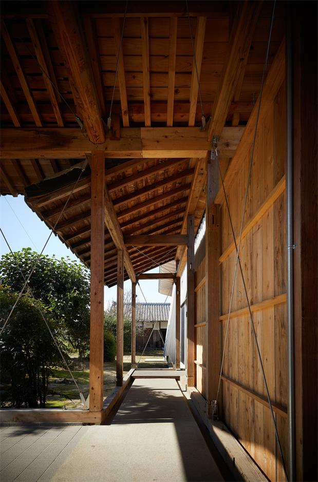 日本农村住宅设计