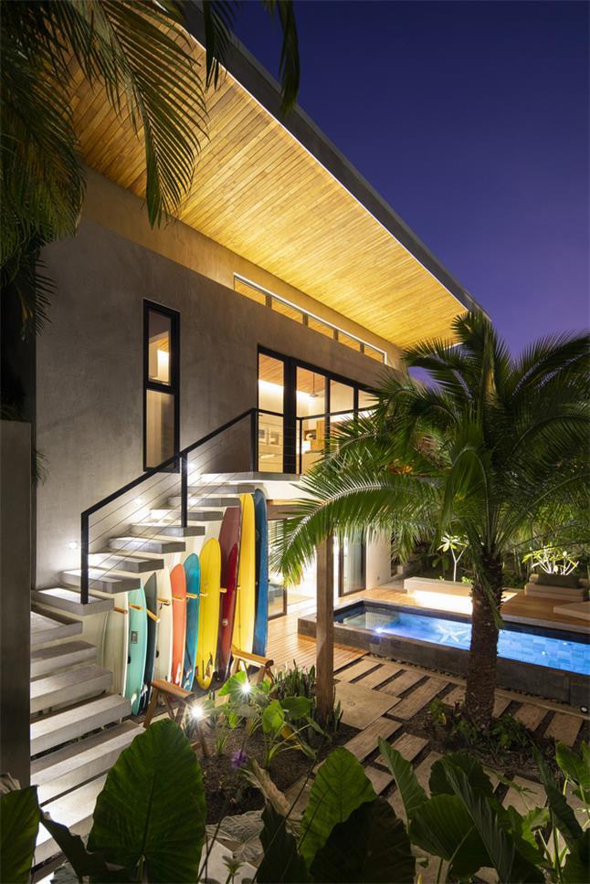 度假别墅设计
