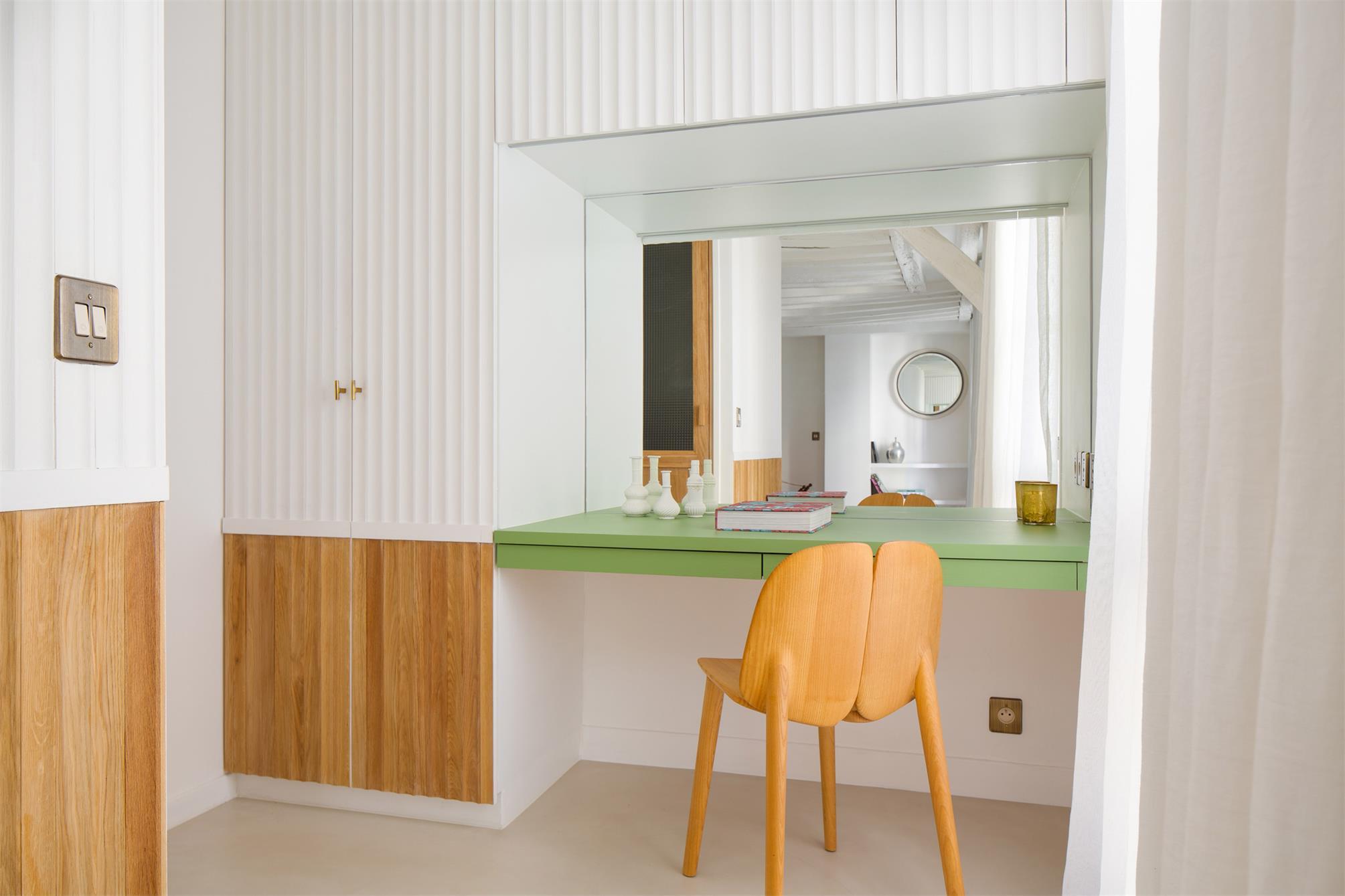 小型公寓工作区设计