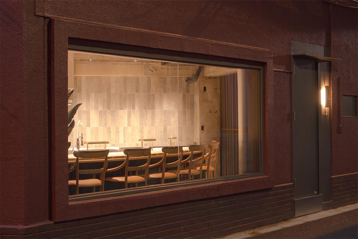 小型餐厅设计