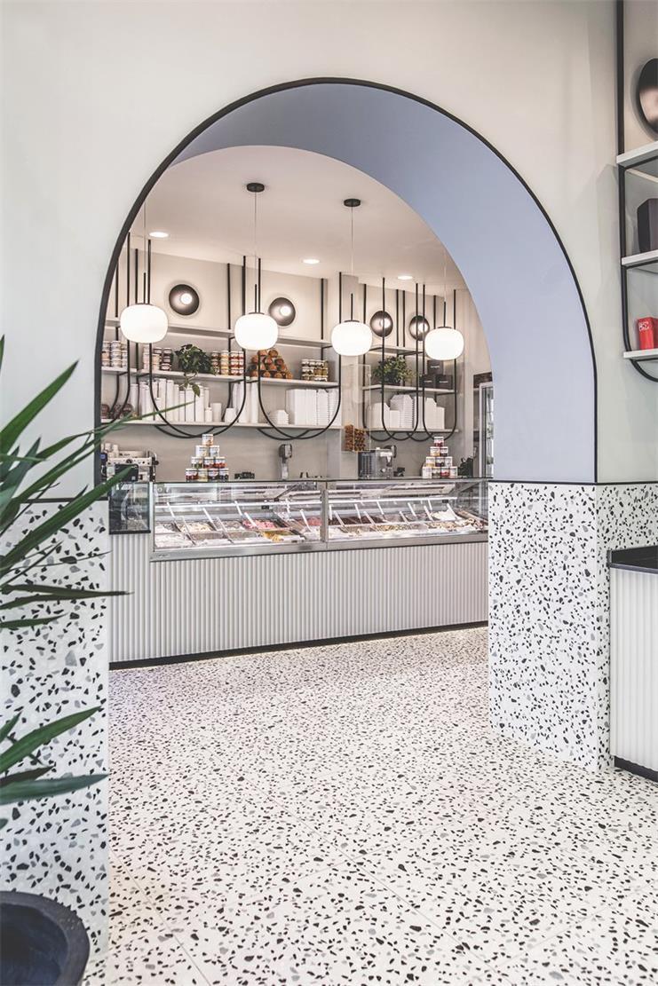 冰淇淋店设计