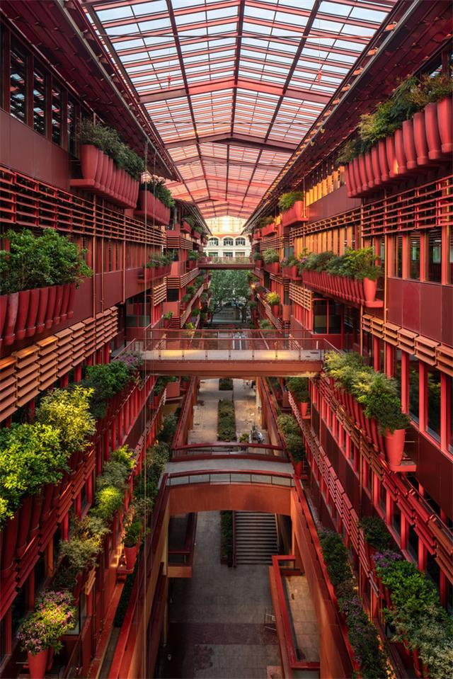 网红商场设计
