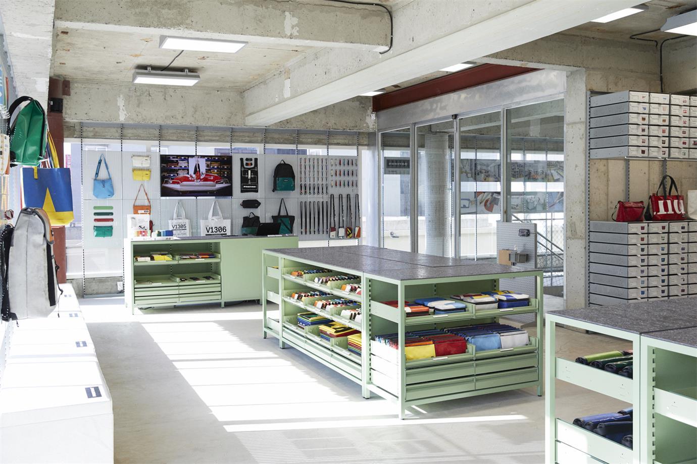 手提袋商店设计