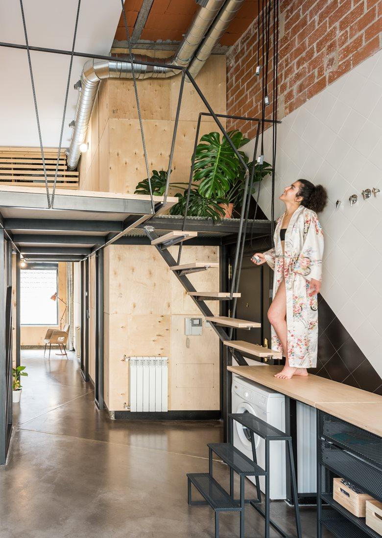 loft风公寓设计