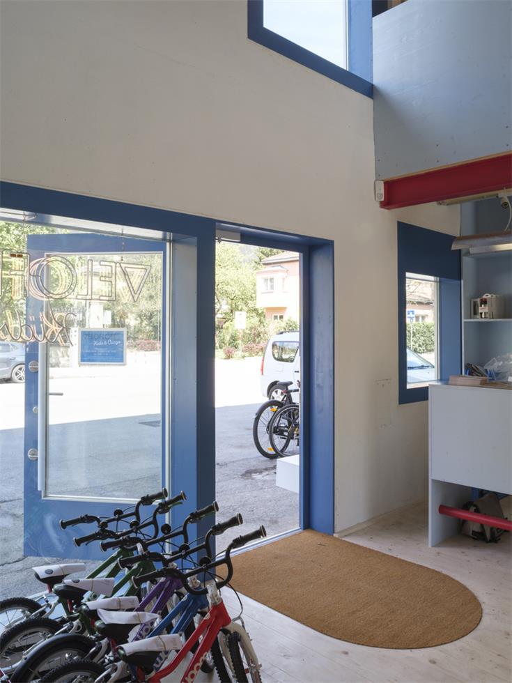 自行车店设计
