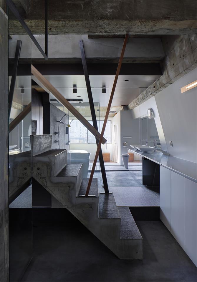 复式公寓设计