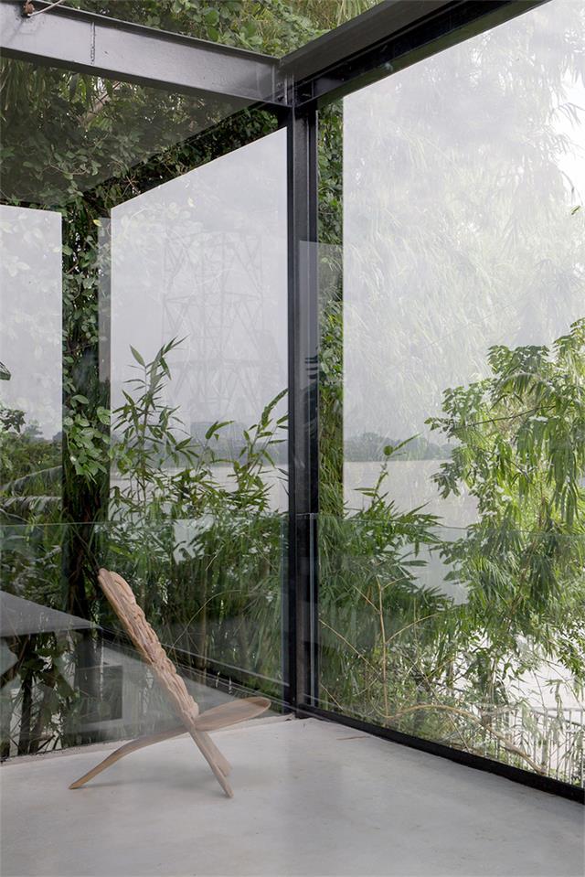 玻璃屋住宅设计