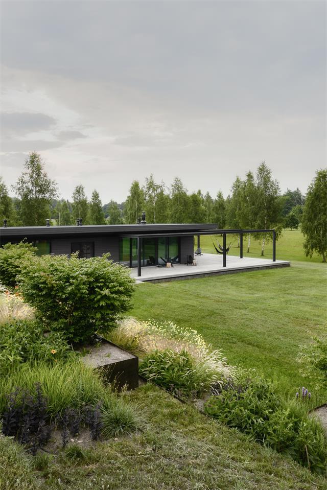一层别墅设计
