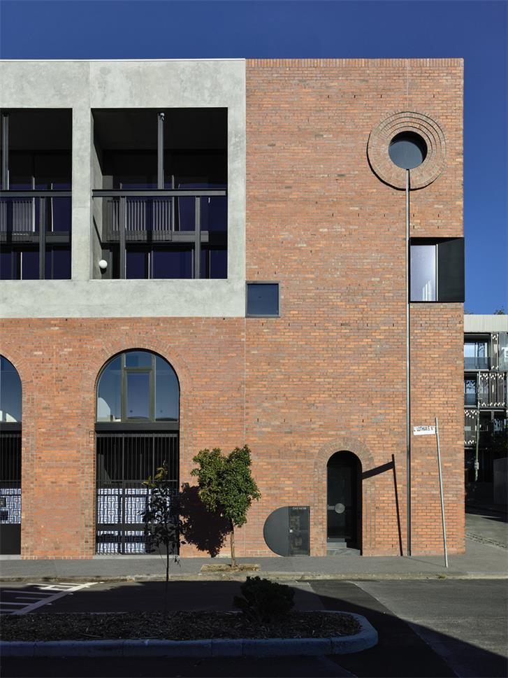 loft住宅楼设计