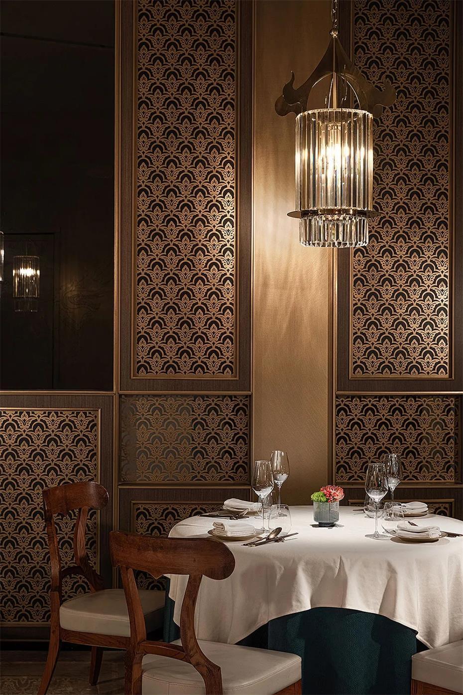 泰国菜餐厅设计
