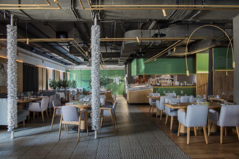 海鲜餐厅设计