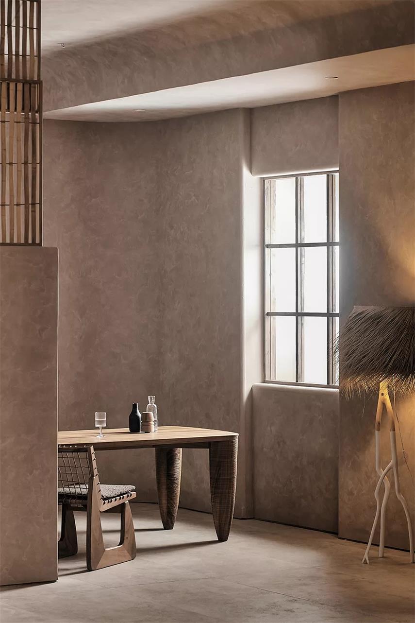 微水泥家居展厅设计