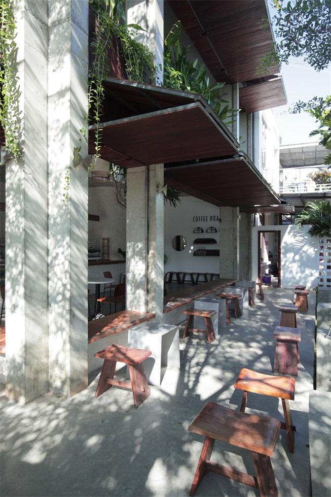 森系咖啡馆设计
